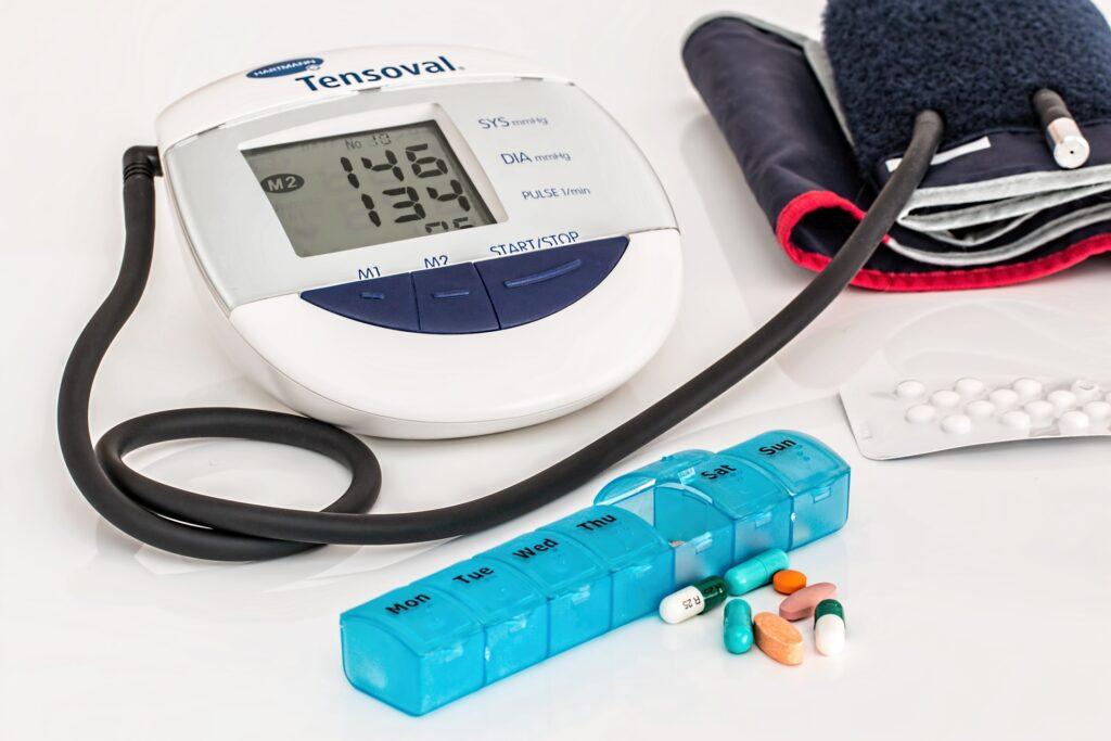 history of hypertension