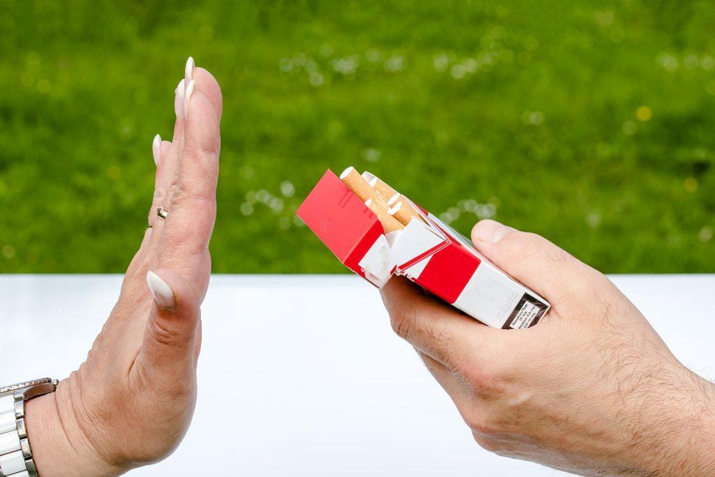 nicotine replacement gum