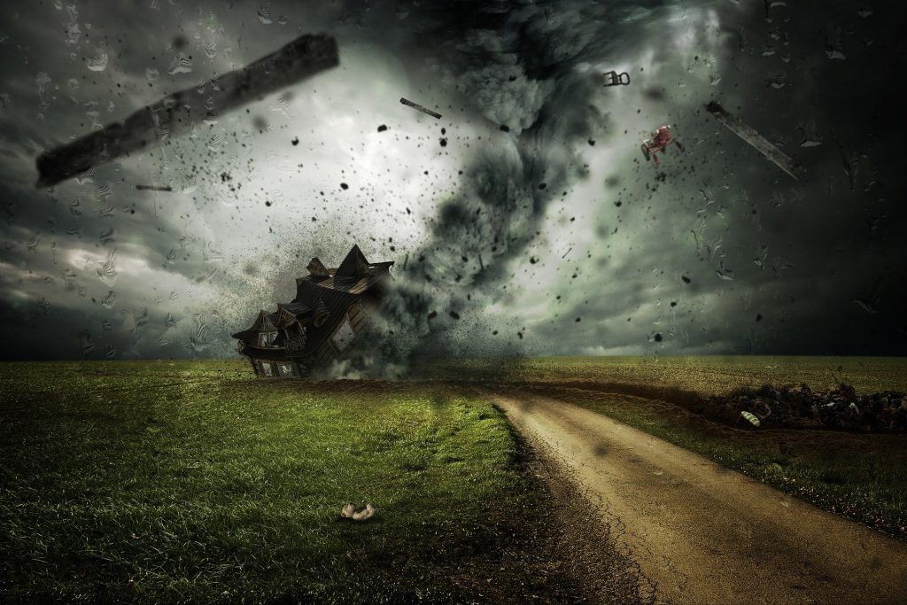 spiritual issues surrounding a disaster