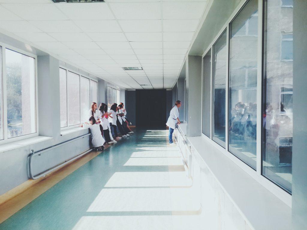 Hospital Corporation of America.