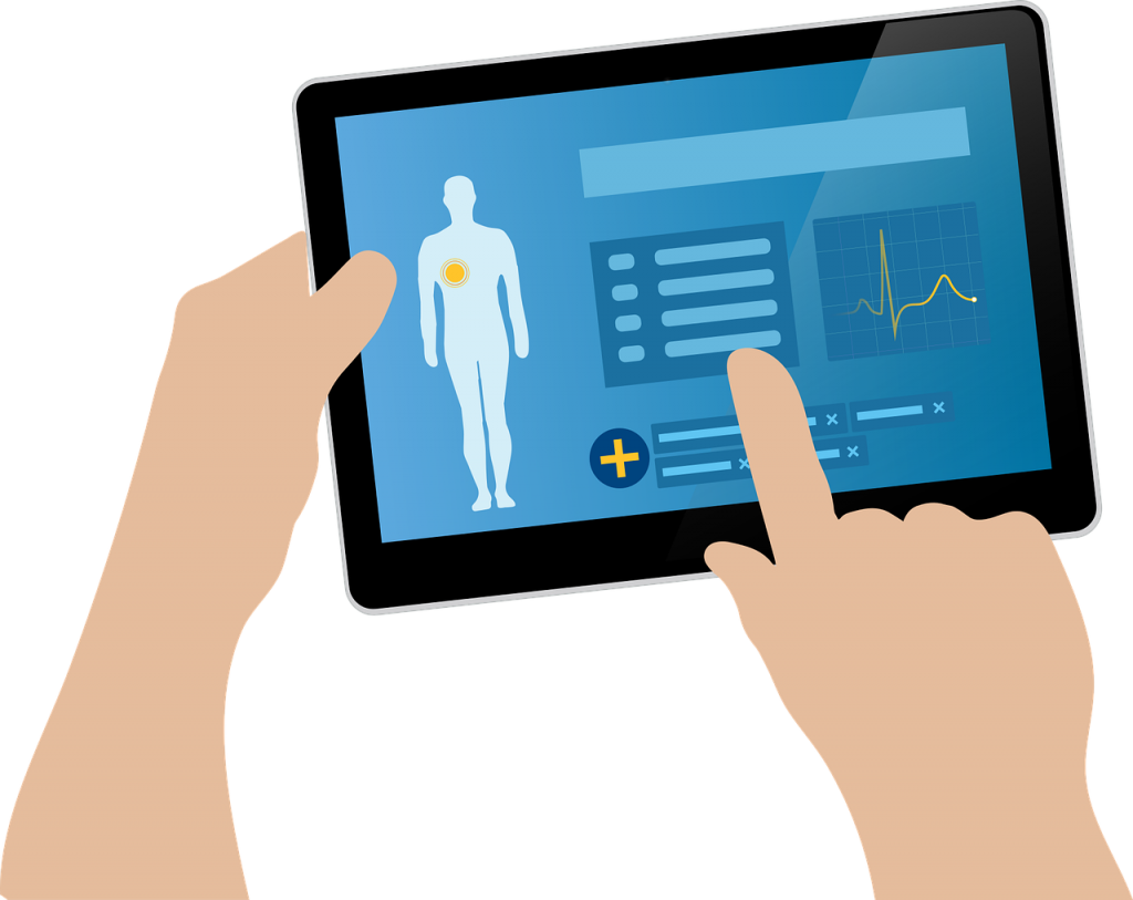manual to electronic health records