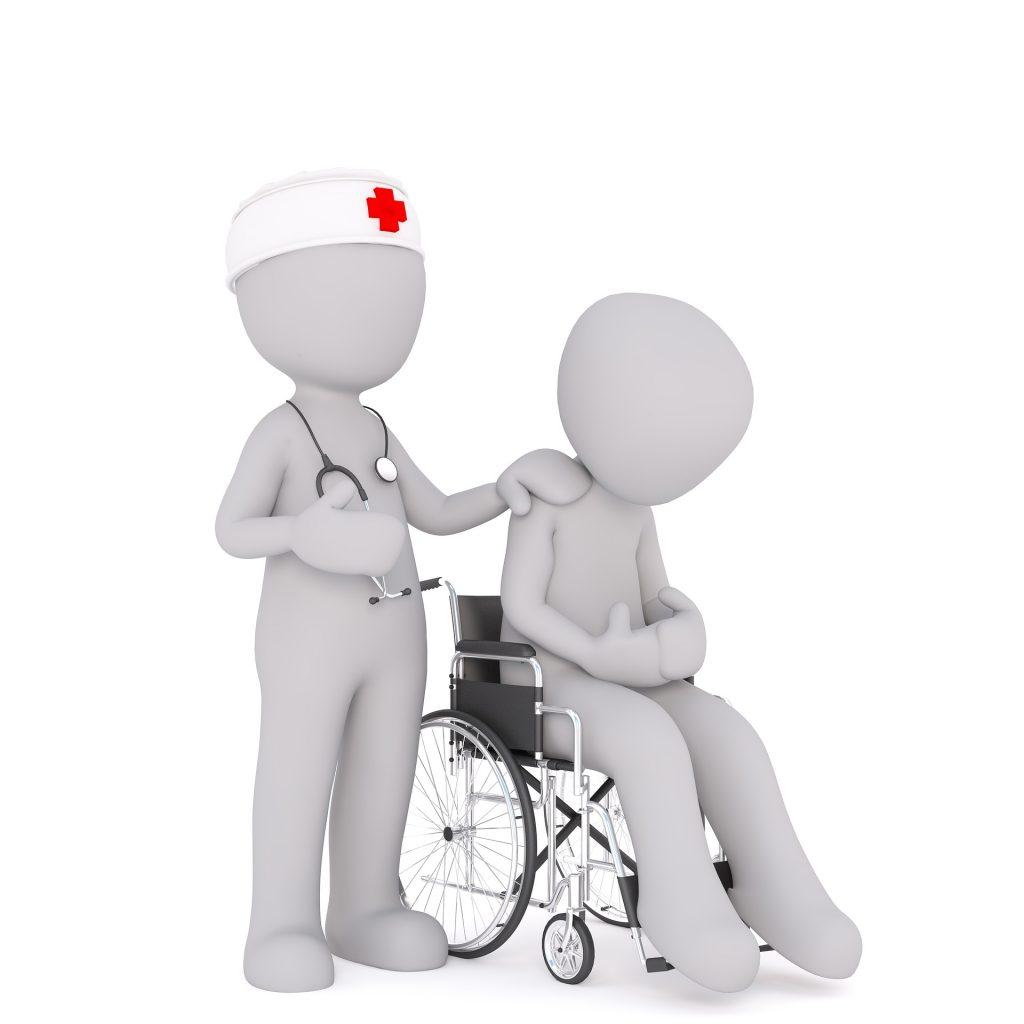 a nurse leader