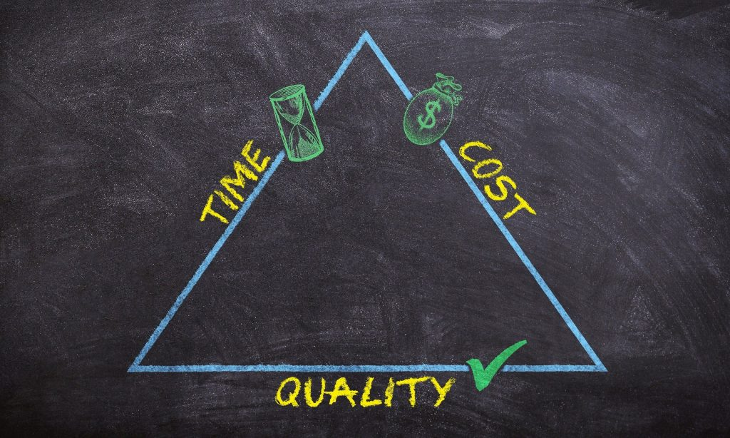 addressing cost and quality