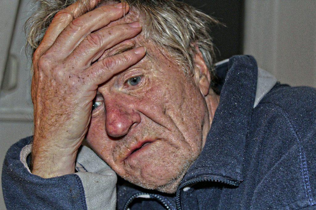 dementia, delirium, and depression