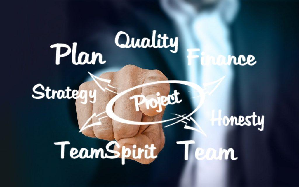 organizational change process